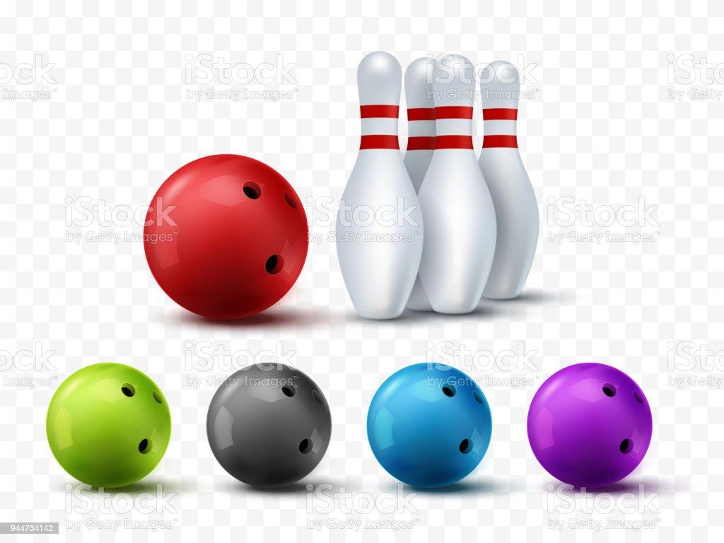 bowling kegel vorlage  ausmalbilder