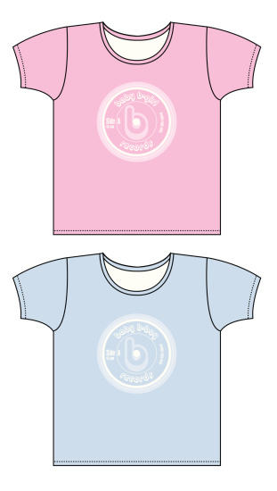 B-Boy & B-Girl Kids T-shirt Illustrations