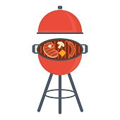 bbq gril icon