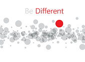 Be different abstract background.