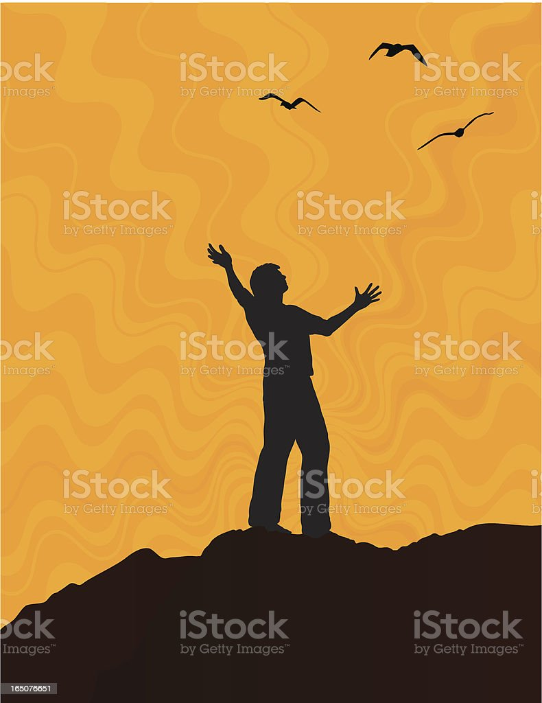 Be Free royalty-free be free stock vector art & more images of achievement