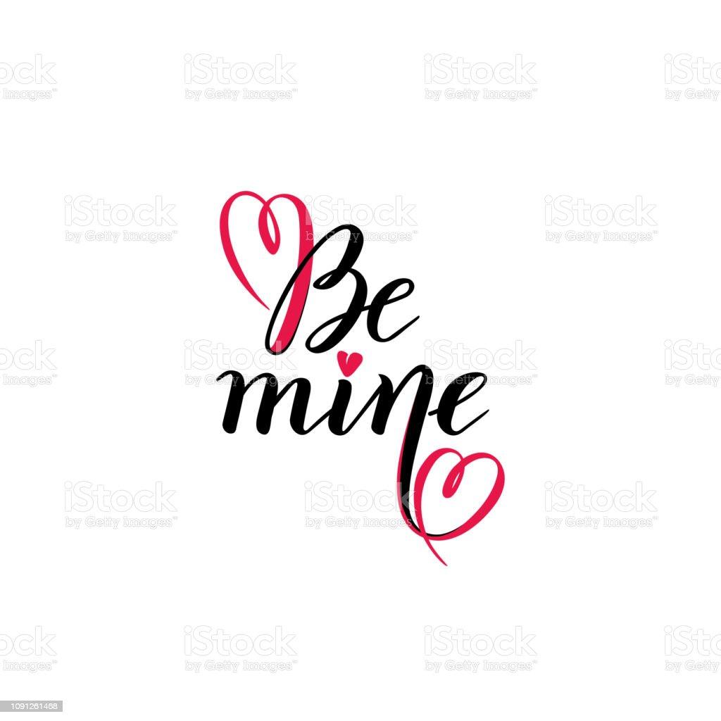 Be Mine Valentine/'s Card