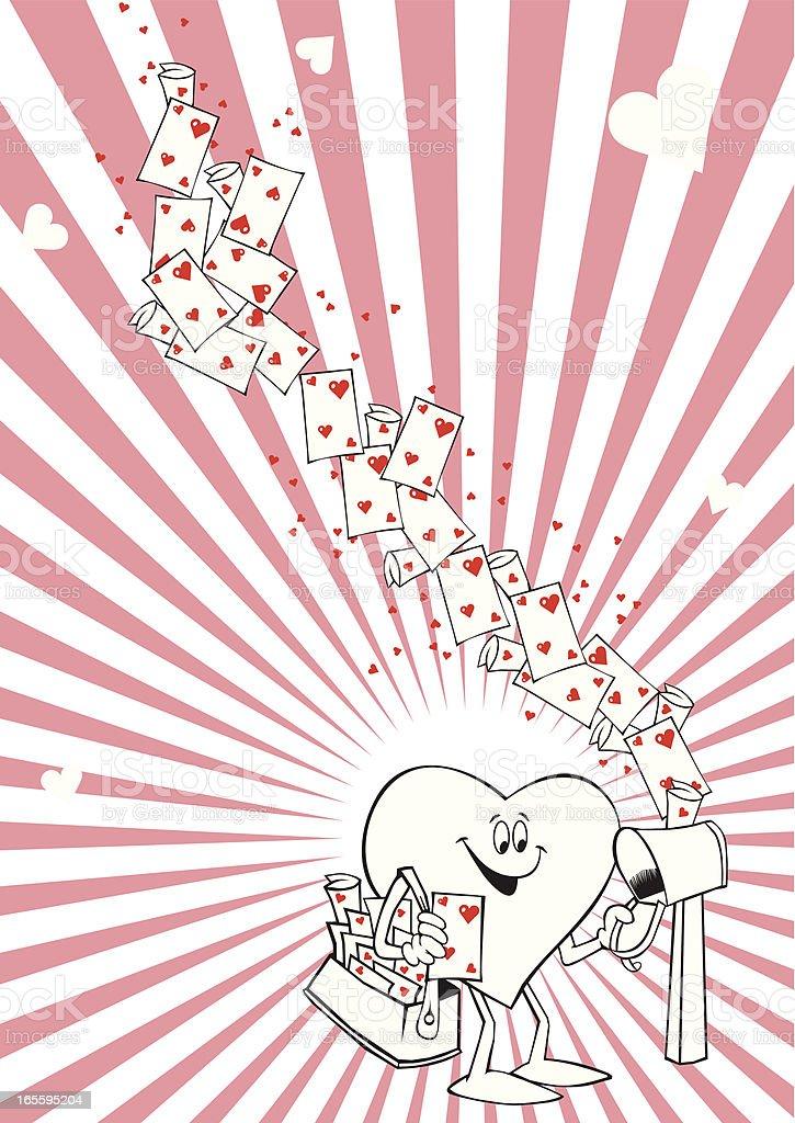 Se My Valentine ilustración de se my valentine y más banco de imágenes de amor libre de derechos