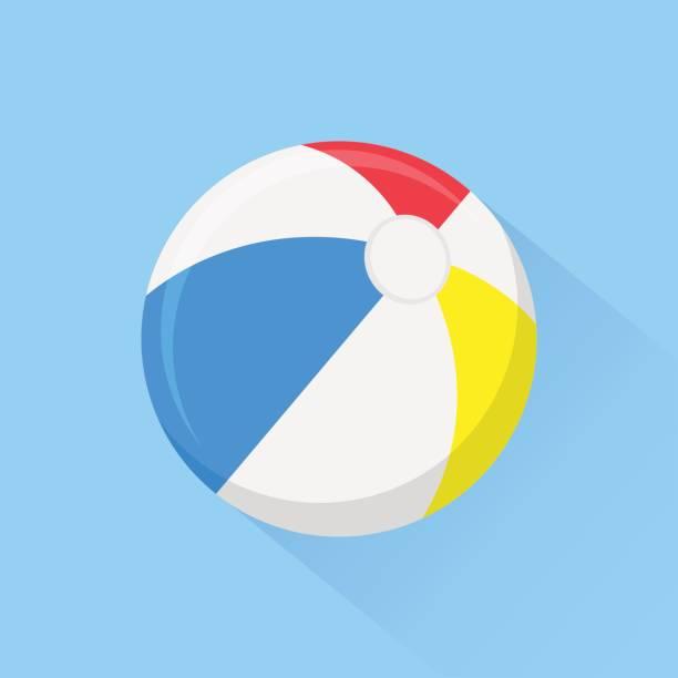 Beach Ball Illustrations, Royalty-Free Vector Graphics ...