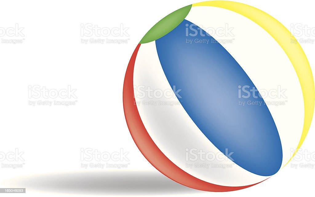 Beach Ball royalty-free beach ball stock vector art & more images of air pump