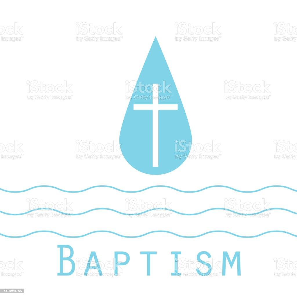 Strand Taufe Einladung Vorlage Stock Vektor Art Und Mehr