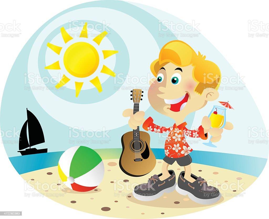 beach boy royalty-free beach boy stock vector art & more images of alcohol