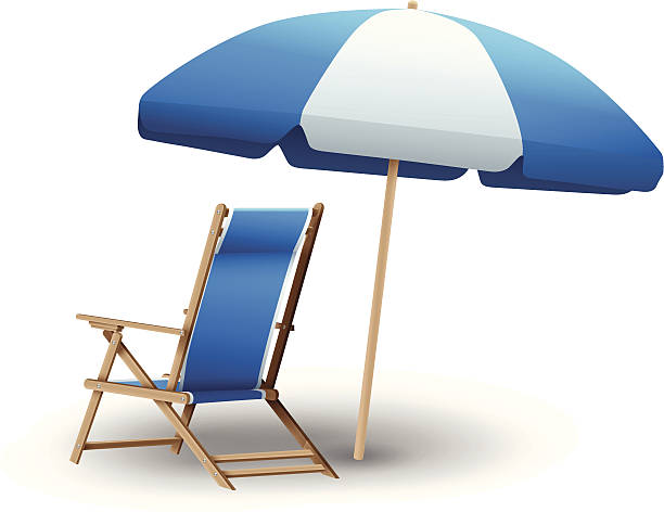 royalty free beach umbrella clip art vector images illustrations istock. Black Bedroom Furniture Sets. Home Design Ideas