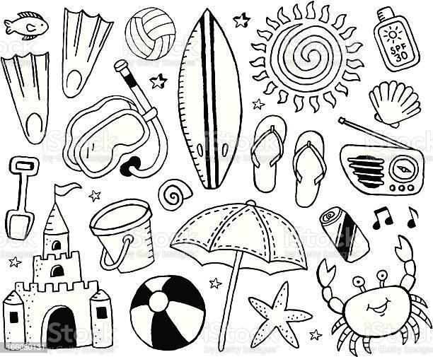 Beach doodles vector id166080131?b=1&k=6&m=166080131&s=612x612&h=cbms9jdgiqqzuk9c5idvolyijvyzaersfrlohsew y0=