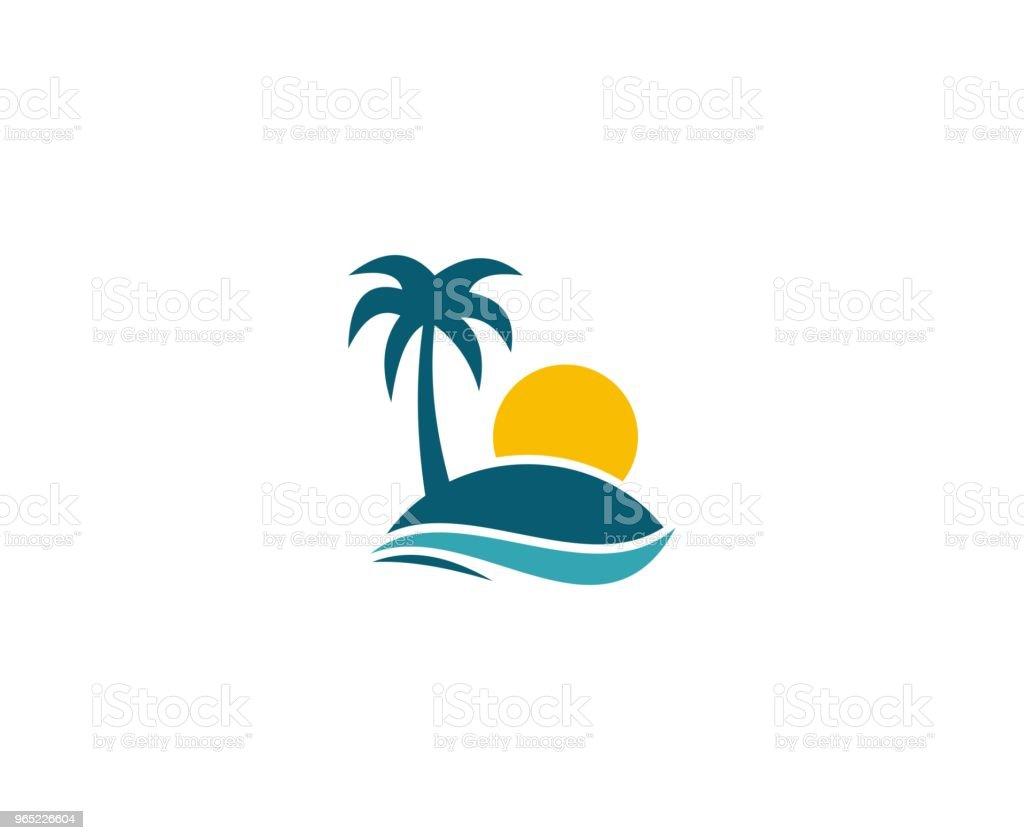 Beach icon beach icon - stockowe grafiki wektorowe i więcej obrazów biznes royalty-free