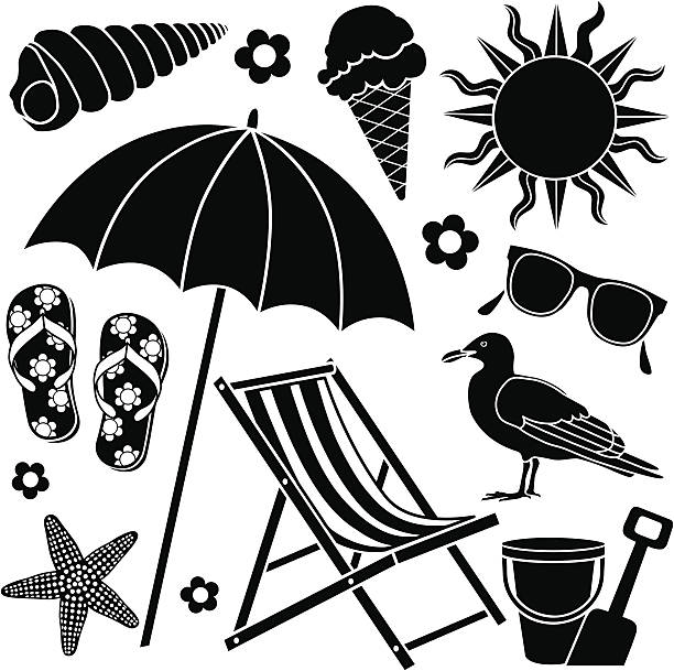 Sun Clipart Black And White Illustrations, Royalty-Free ...