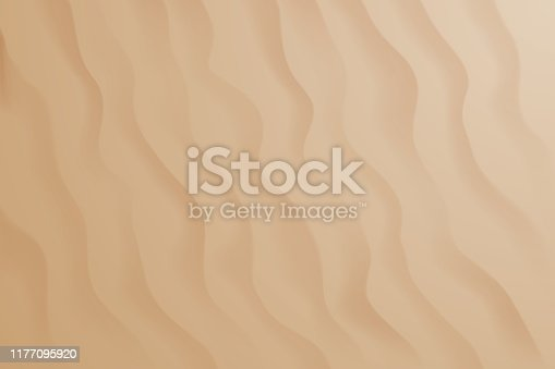 Beach sand background top view in vector