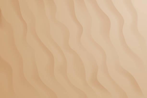 widok z góry na tle piasku plażowego - piasek stock illustrations