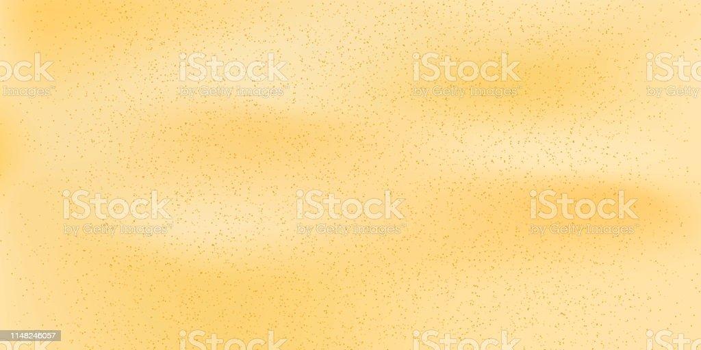 Arena de playa. Textura de malla. Fondo de verano para su proyecto. Pequeñas partículas de arena. Ilustración vectorial. EPS 8. - arte vectorial de Abstracto libre de derechos