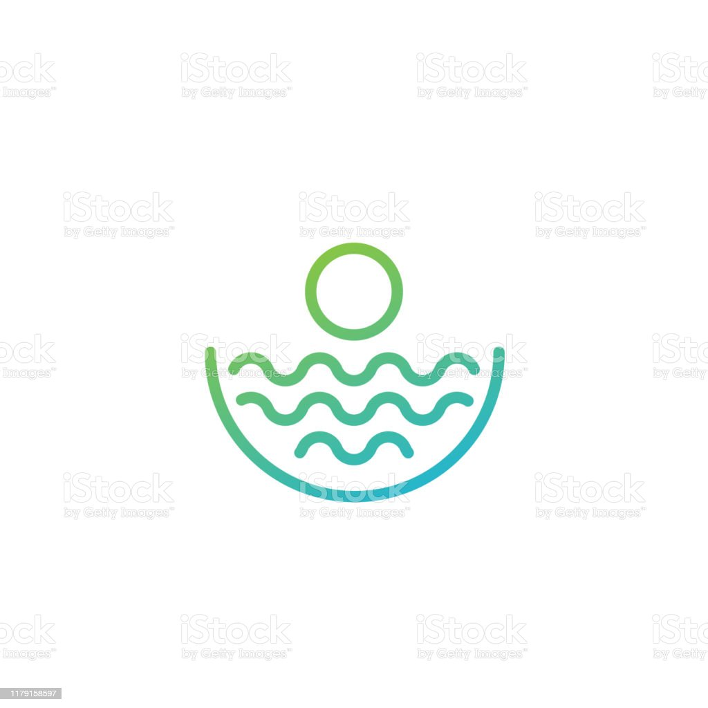 beach sunset icon vector design stock illustration download image now istock https www istockphoto com vector beach sunset icon vector design gm1179158597 329844688
