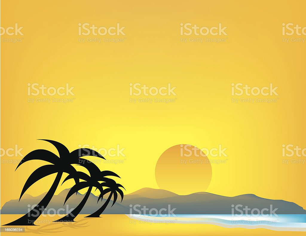 beach royalty-free beach stock vector art & more images of backgrounds