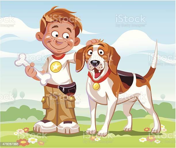 Beagle and boy vector id479287365?b=1&k=6&m=479287365&s=612x612&h=xbf7815fakoknxsghpb1d3dl7nuapn3tca59frsoa8m=