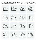 beam pipe icon