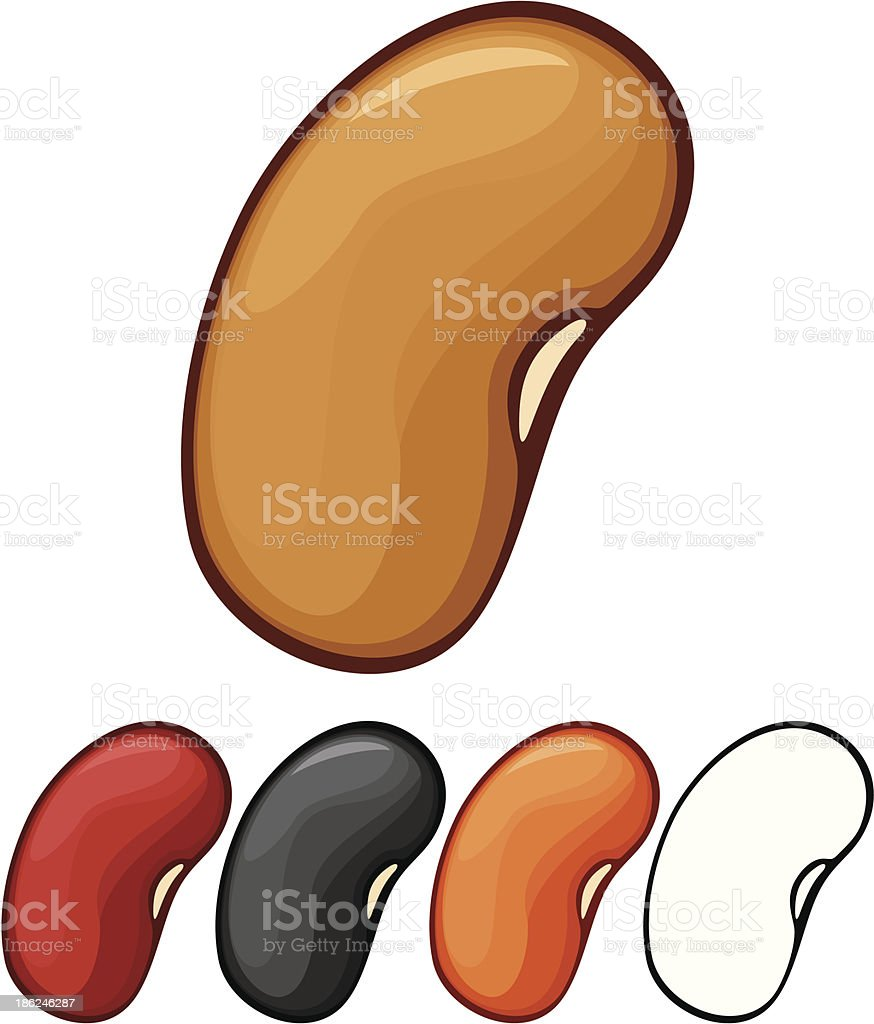 royalty free beans clip art vector images illustrations istock rh istockphoto com beans clipart free bean clip art images