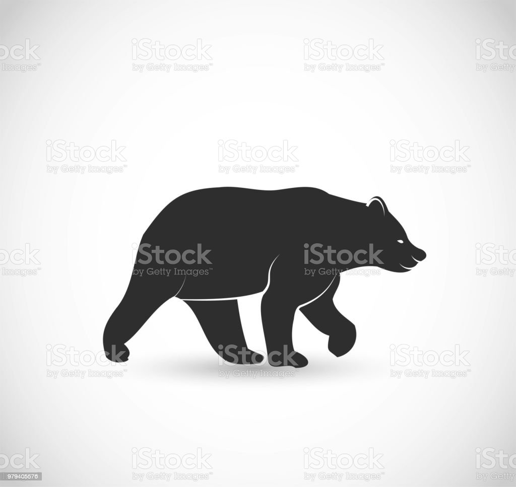bear icon vector stock illustration download image now istock bear icon vector stock illustration download image now istock