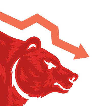 bear market symbol
