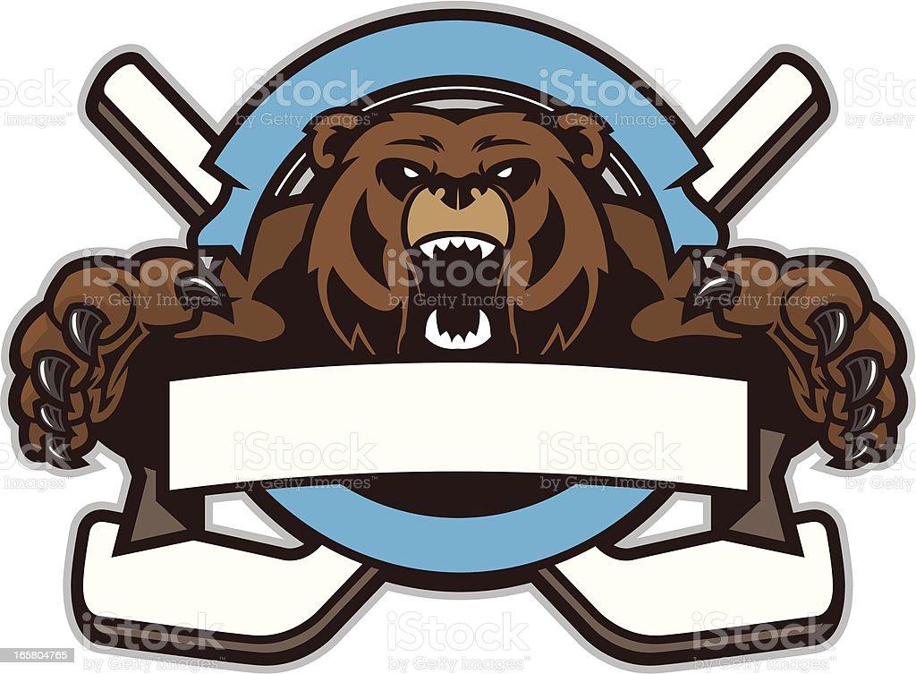 royalty free bear mascot clip art vector images illustrations rh istockphoto com