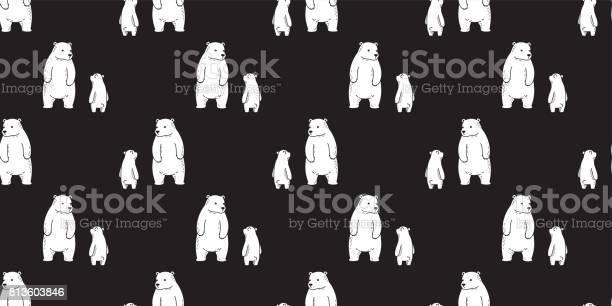 Bear polar bear black bear seamless pattern vector wallpaper vector id813603846?b=1&k=6&m=813603846&s=612x612&h=ktd2hsqutj0nur07njvhzgn2tkrd1wptgn357m3nje8=