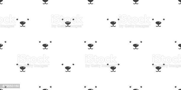 Bear polar bear face seamless pattern vector id679553150?b=1&k=6&m=679553150&s=612x612&h=t4mcwnc46zaguqw1hf33of 6sbi3tduwwlm0nkz940w=