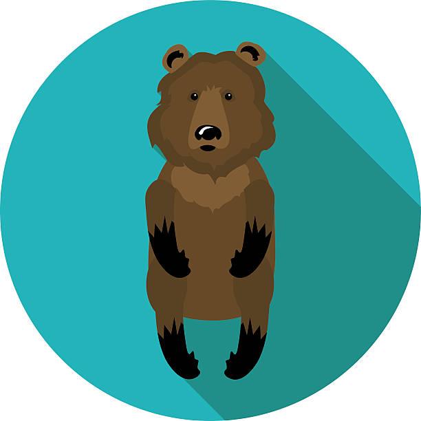 ilustrações de stock, clip art, desenhos animados e ícones de urso - lapa