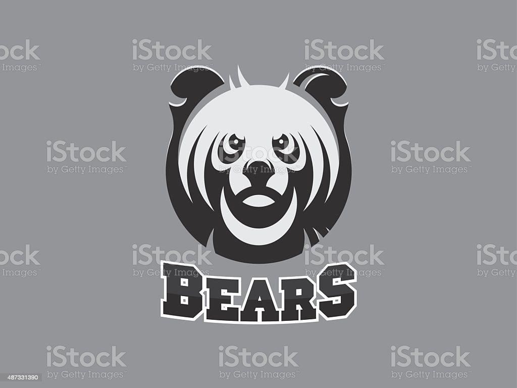 Bears – Vektorgrafik