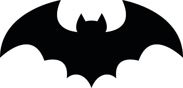 bat - bat stock illustrations, clip art, cartoons, & icons