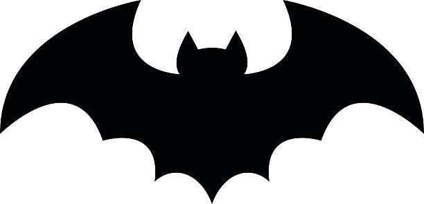 Beats A vector illustration of a flying bat bat stock illustrations