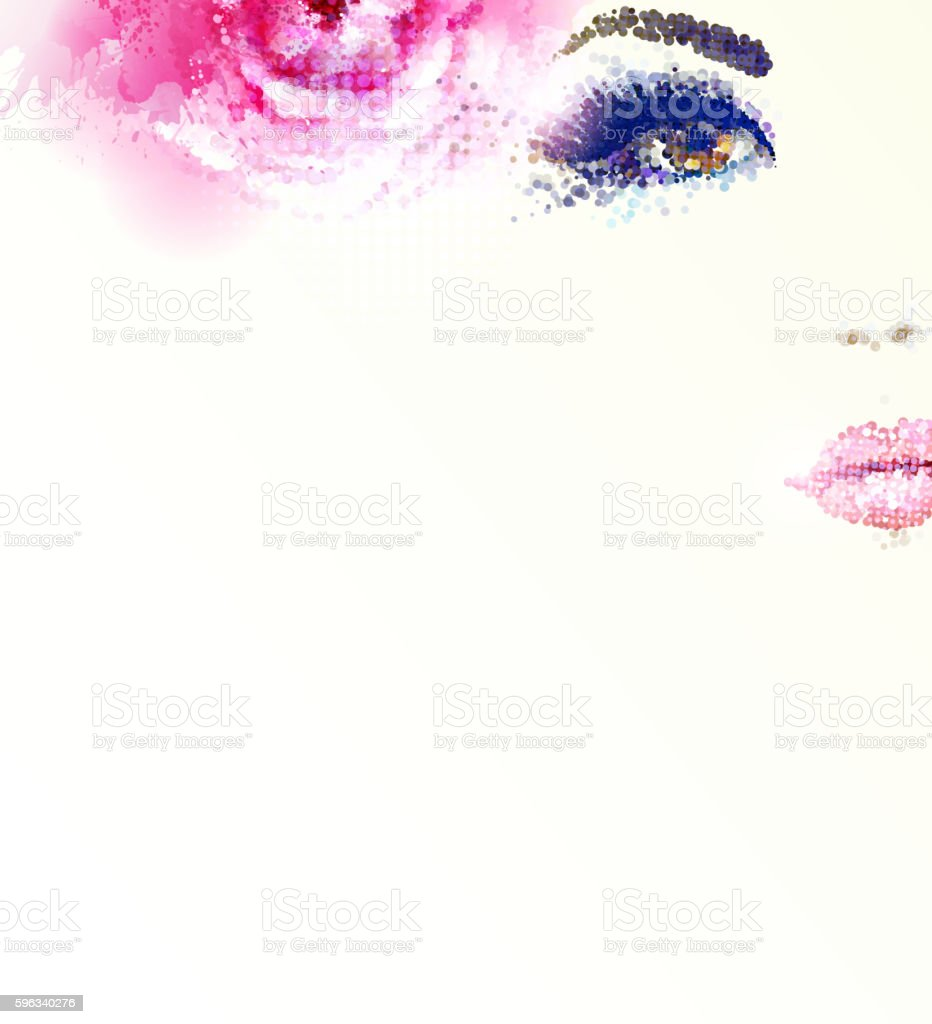 Beautiful abstract women royalty-free beautiful abstract women stock vector art & more images of abstract