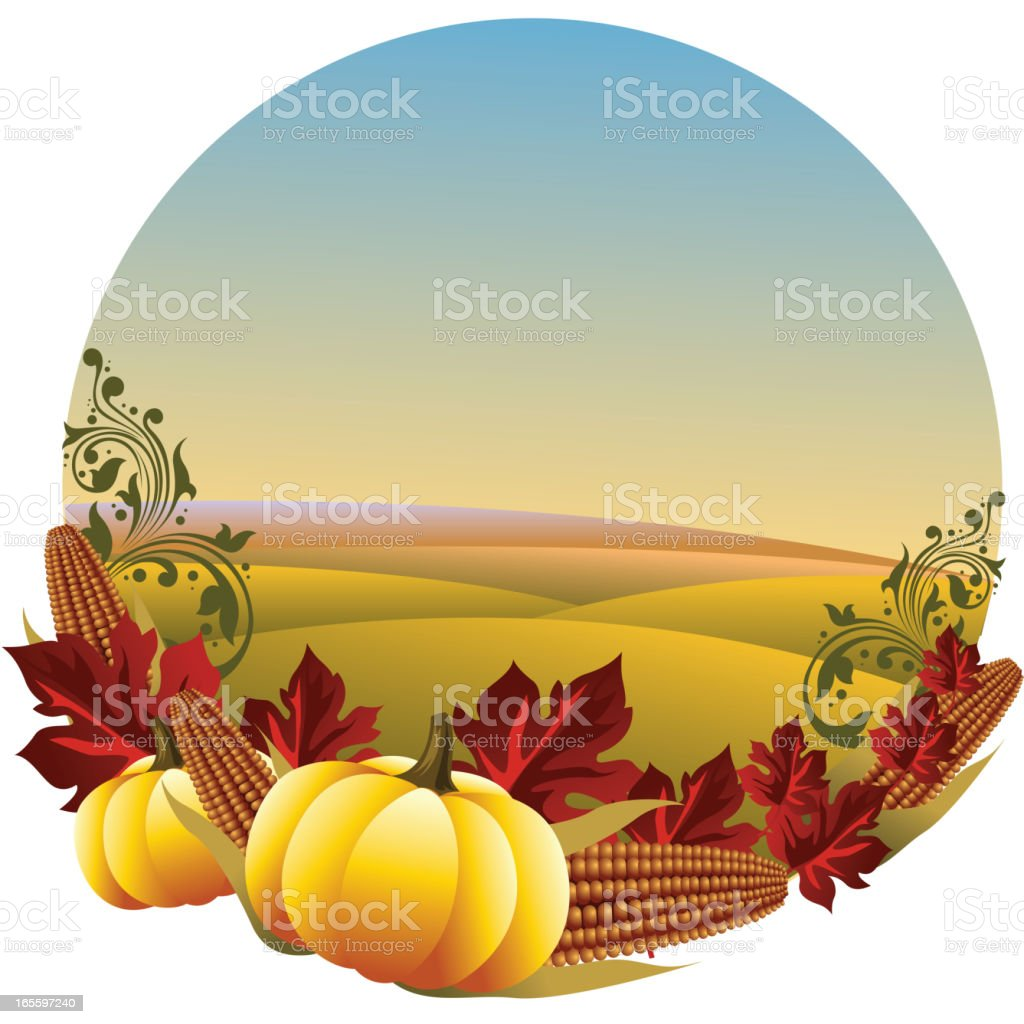 Beautiful Autumn Background royalty-free beautiful autumn background stock vector art & more images of autumn