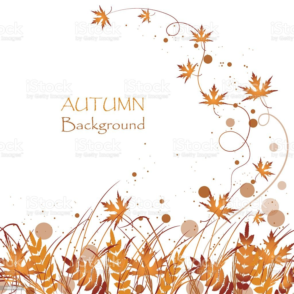 Beautiful autumn background royalty-free beautiful autumn background stock vector art & more images of abstract