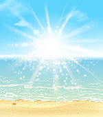 drawing of vector blank beach illustrations. Created of illustrator cz6. This file of transparent.