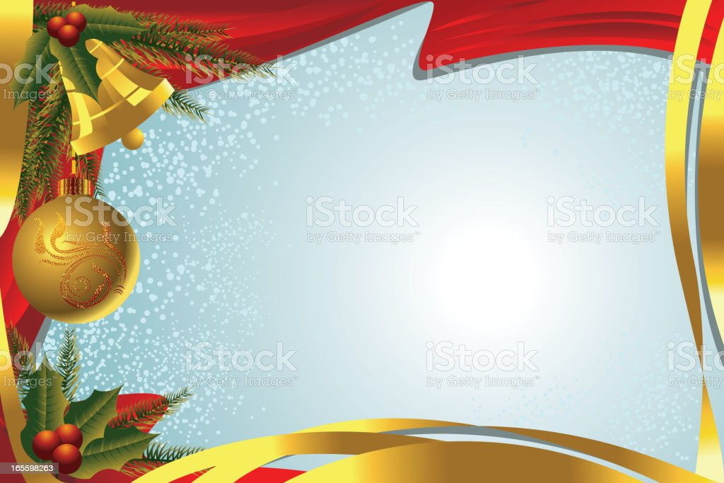 Beautiful Christmas Background royalty-free beautiful christmas background stock vector art & more images of art and craft