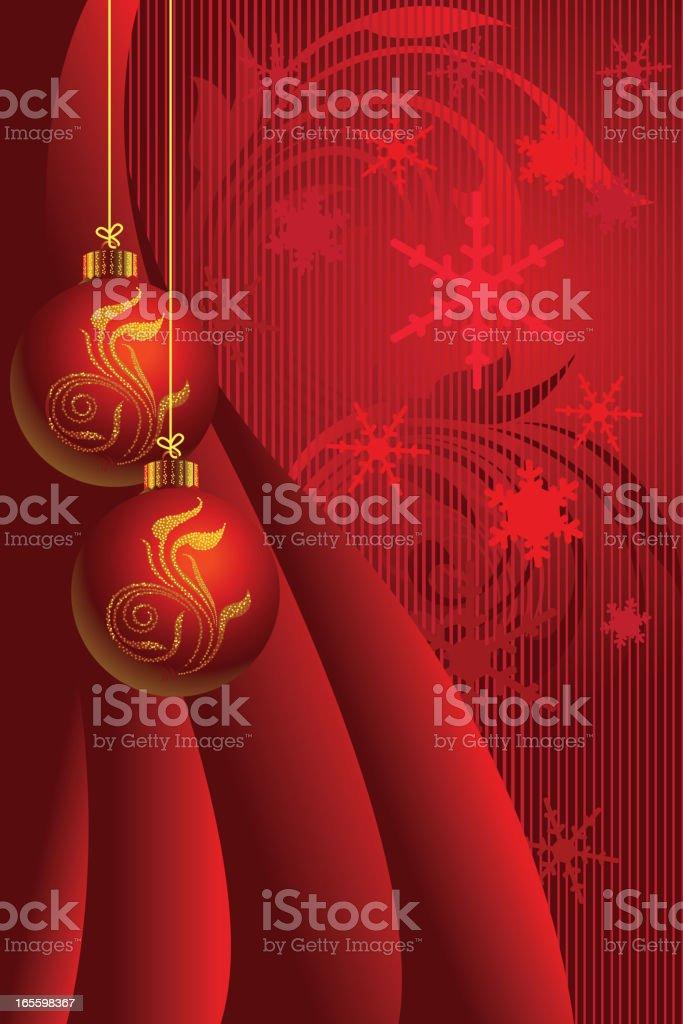 Hermoso fondo de Navidad ilustración de hermoso fondo de navidad y más banco de imágenes de adorno libre de derechos