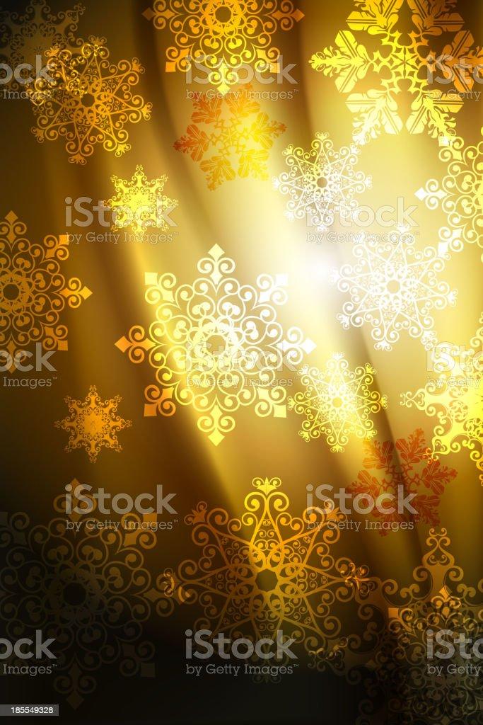 Beautiful Christmas Celebration Background royalty-free stock vector art