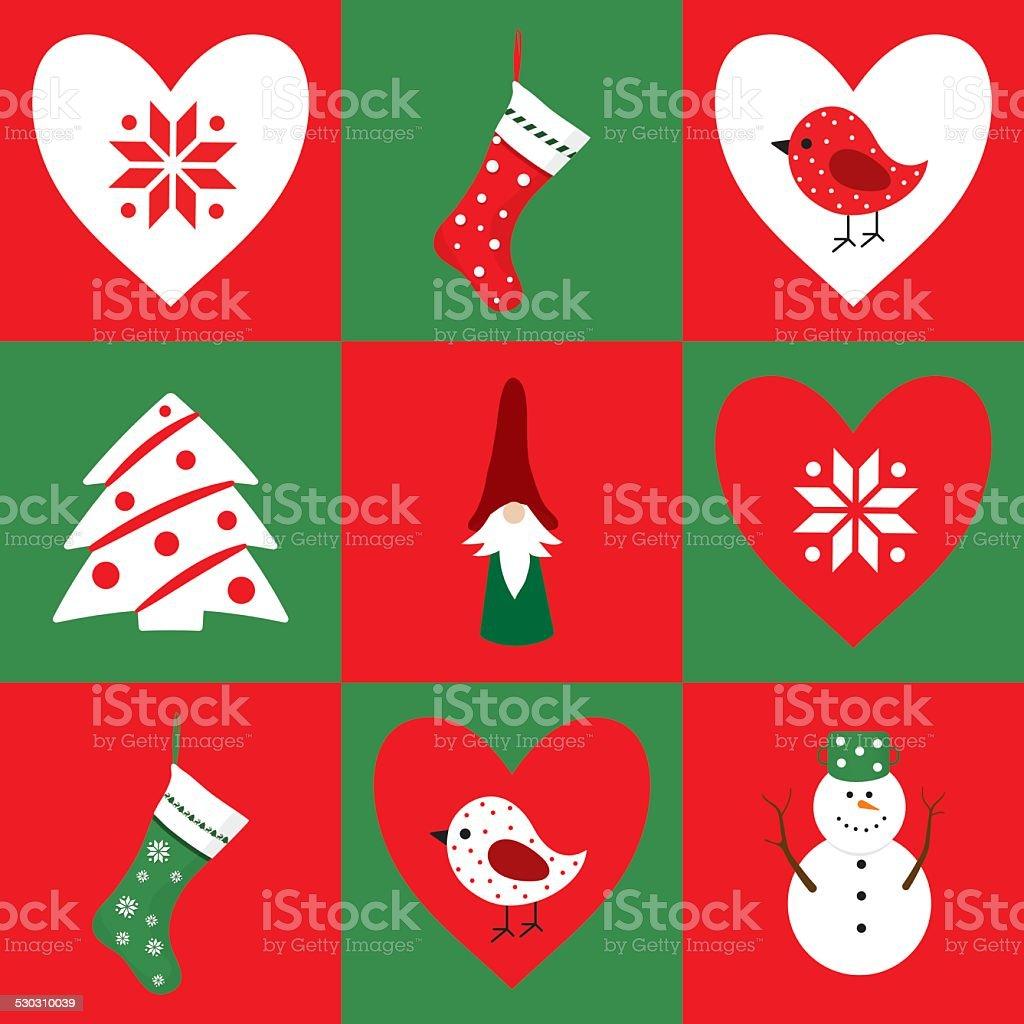 美しいクリスマスオーナメント お祝いのベクターアート素材や画像を多数ご用意 Istock