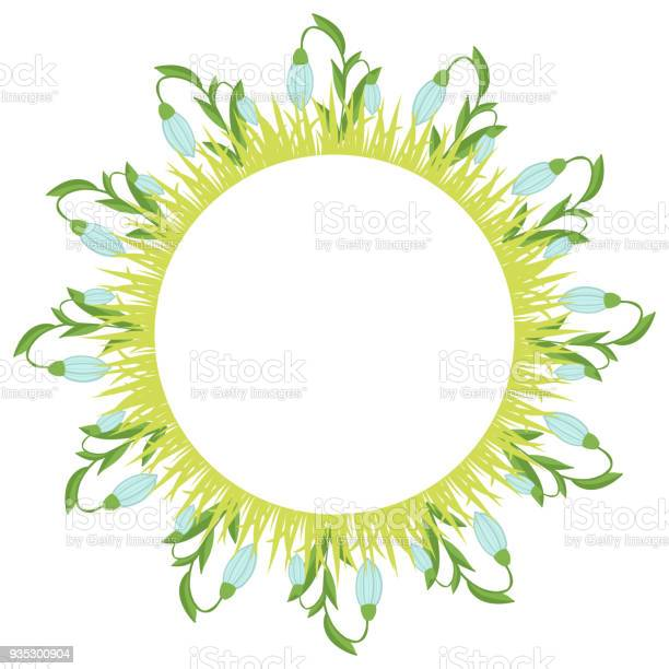 Beautiful easter wreath elegant floral frame hand drawn design for vector id935300904?b=1&k=6&m=935300904&s=612x612&h=ijyn0yej0uoq80bdmvaj9gpjp4a9y7odsajnua8 qyw=