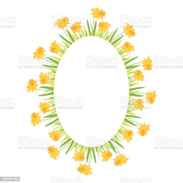 Beautiful easter wreath elegant floral frame hand drawn design for vector id935301952?b=1&k=6&m=935301952&s=612x612&h=rbu fszropt6vzlrduupdc1xxzyzdgxk6jtc  cmxfm=