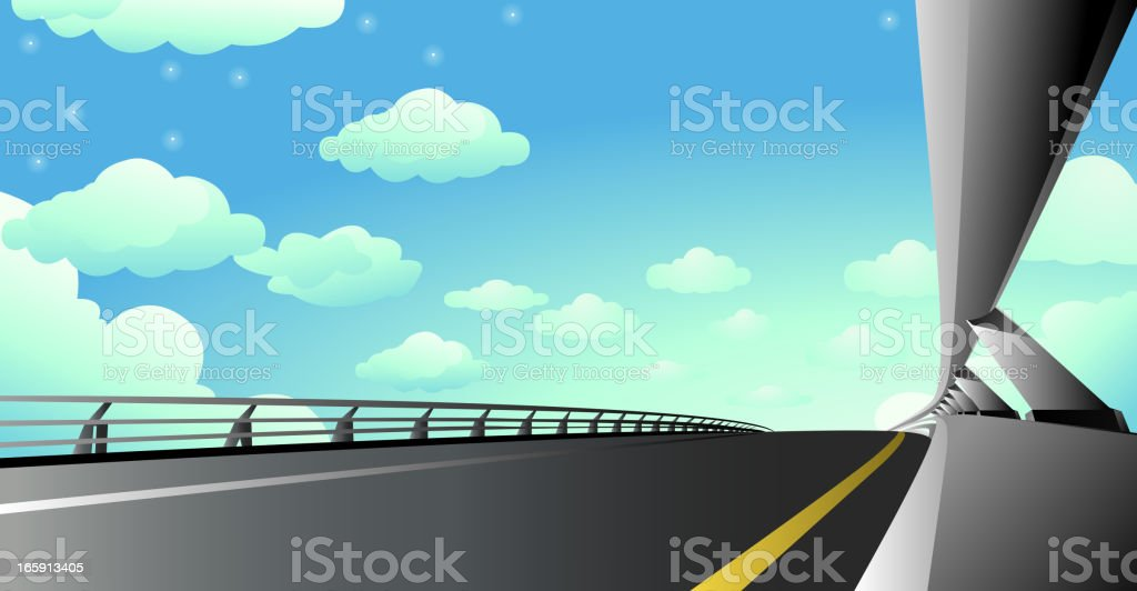 Beautiful Express Highways royalty-free beautiful express highways stock vector art & more images of backgrounds