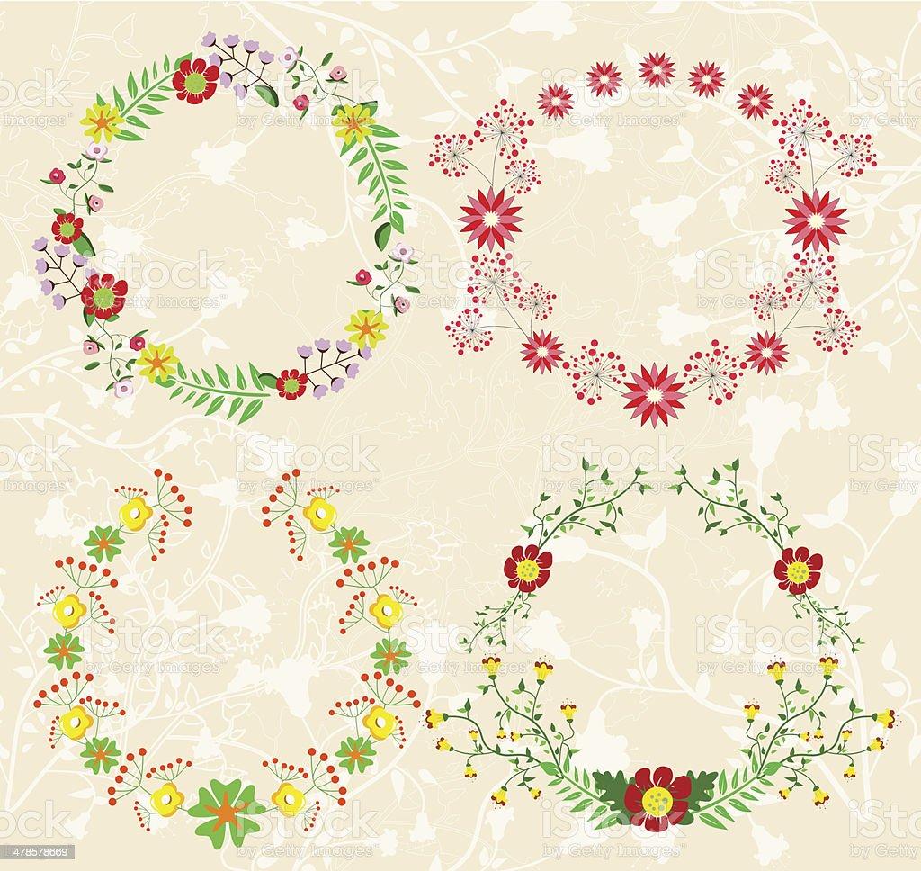 Ilustración de Marcos Flores Hermosas Ovalada y más banco de ...