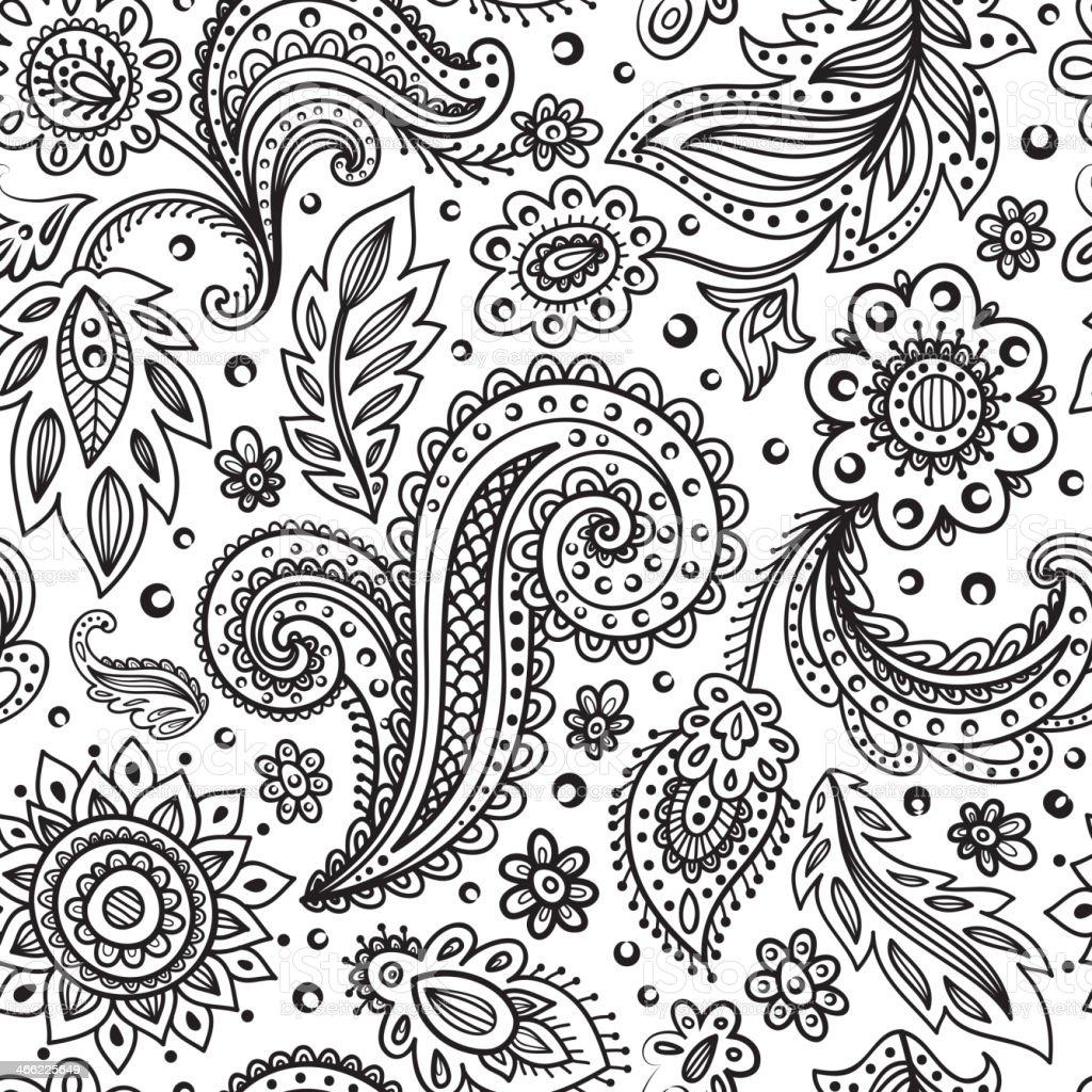 royalty free paisley scotland clip art vector images rh istockphoto com free paisley clipart paisley clip art free