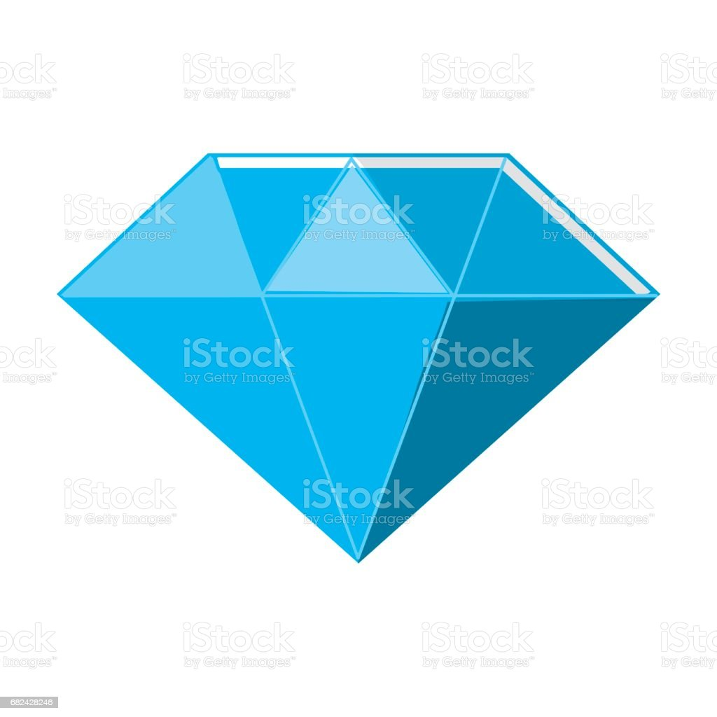 beautiful gem diamond to luxury use royalty-free beautiful gem diamond to luxury use stock vector art & more images of antiquities