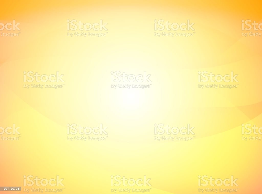 Beautiful Golden Abstract Background vector art illustration
