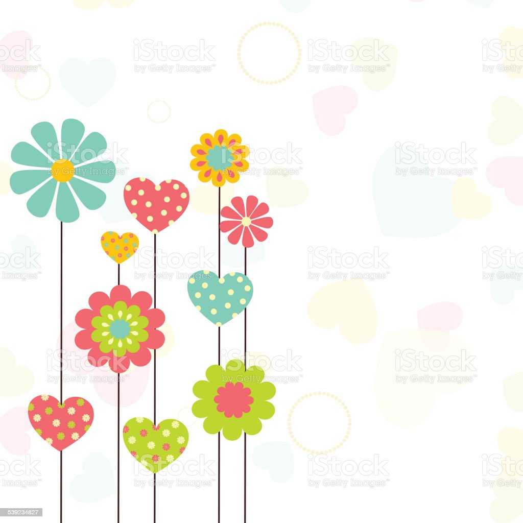Hermoso diseño de tarjeta de felicitación. ilustración de hermoso diseño de tarjeta de felicitación y más banco de imágenes de 2015 libre de derechos