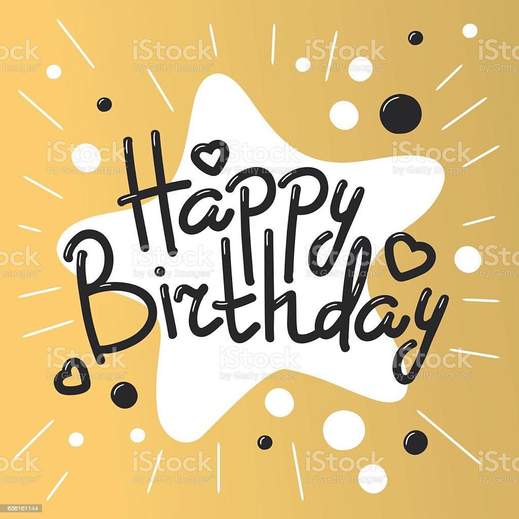 Superb Beautiful Happy Birthday Invitation Cards Vector Stock Funny Birthday Cards Online Fluifree Goldxyz
