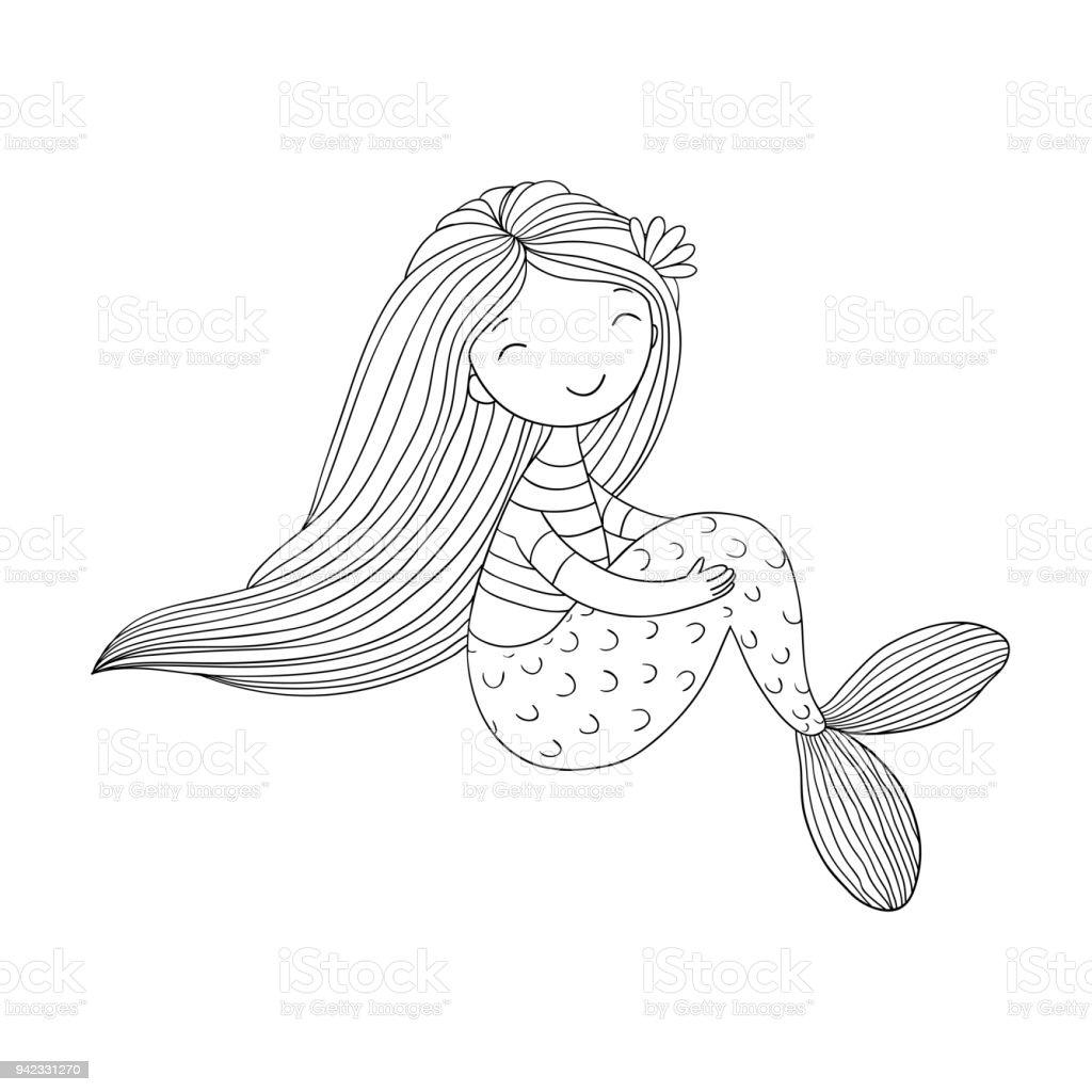 Ausmalbilder Topmodel Meerjungfrau : Wunderbar Kleine Meerjungfrau Malvorlagen Ideen Druckbare
